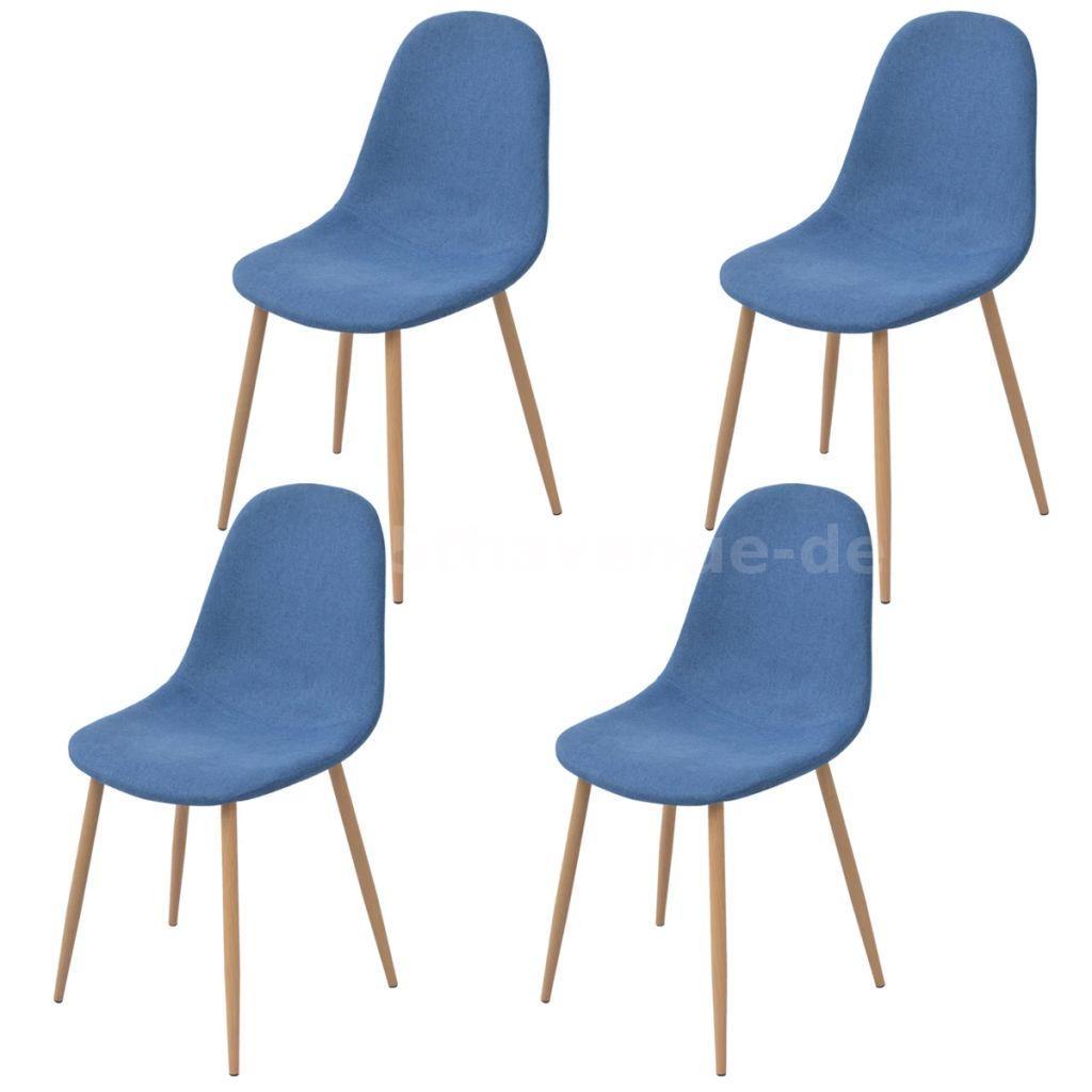 Esszimmerstühle 4 Stk.Küchenstuhl Polsterstuhl Stühle Sitzgruppe ...